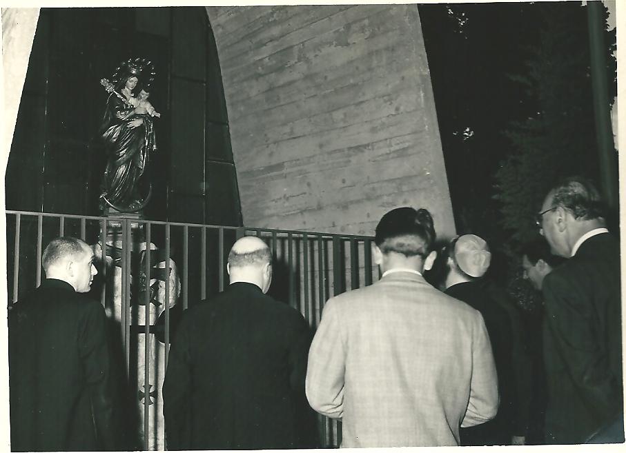 Inaugurazione Cappellina Alpini