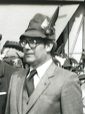 Capitano Ingegnere PIETRO DE PAOLI