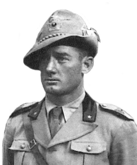 Capitano Tullio Crivellari