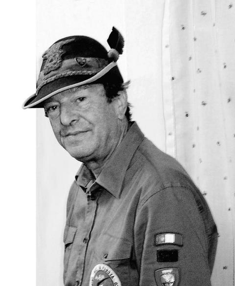 Sergente Alpino Mario Pegoraro