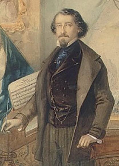 Michele Novaro, il Musicista