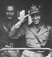 Gen. Reverberi con Don Gnocchi