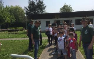 24 Aprile 2018 - Visita ai Monumenti - Cl.3° Primaria Pegolotte