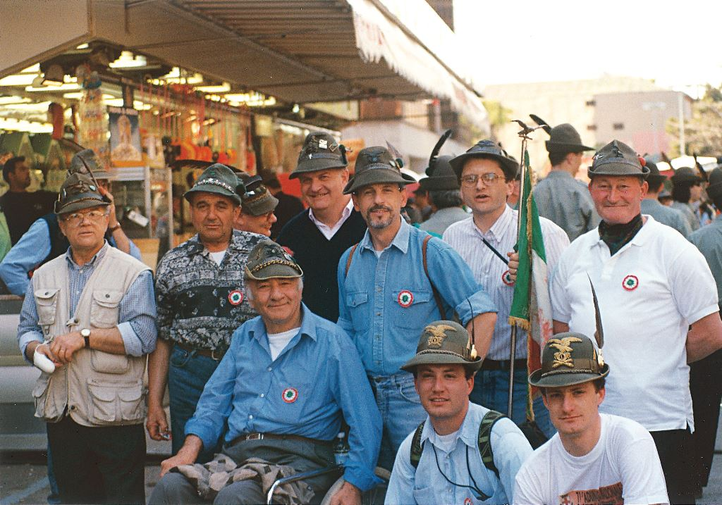 Padova 1998 - Gruppo Piove di Sacco