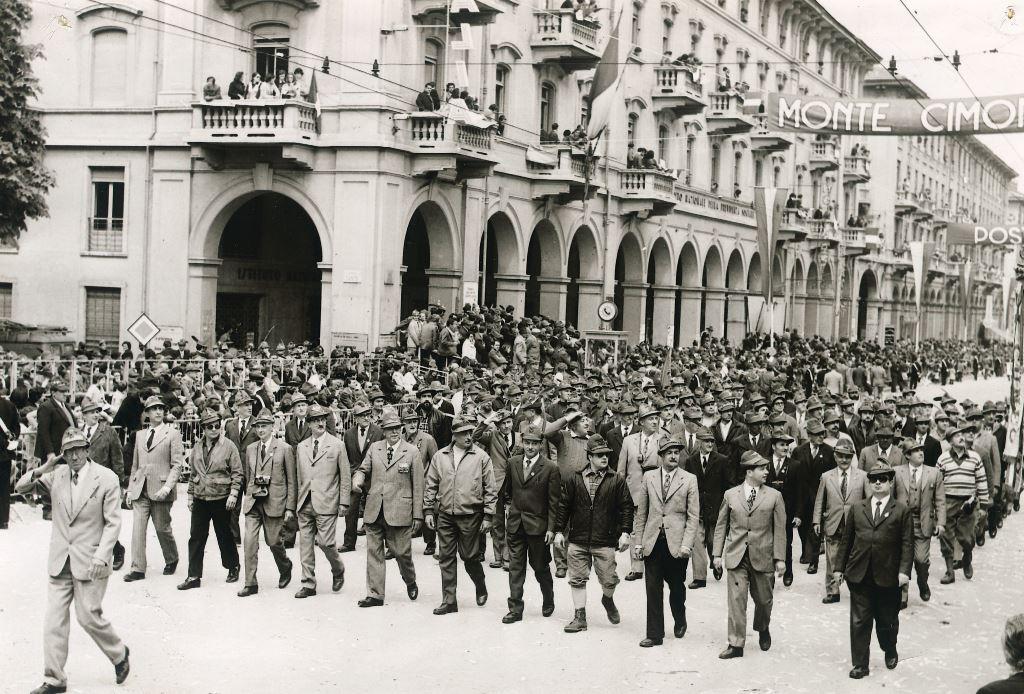 Cuneo 1971 - Sezione di Padova