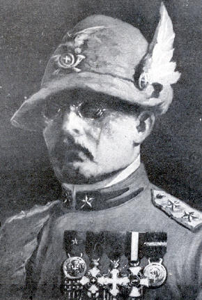 Gen. Antonio Cantore