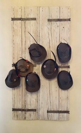 Cappelli Alpini Parete
