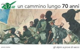 Libro sulla storia del Gruppo - Alpino Antonio Maritan