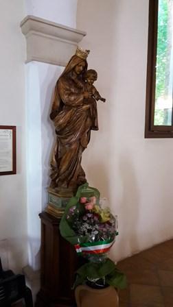 La Madonnina - Chiesa di San Francesco - Piove di Sacco