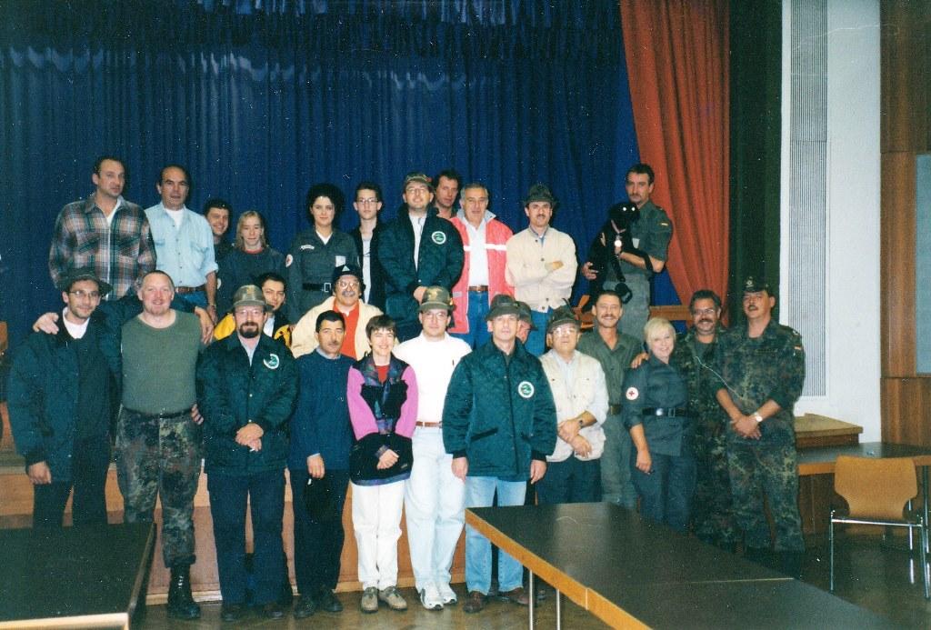 Senden 1999 – Gemellaggio