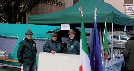 Piove di Sacco - Solidarietà Alpina