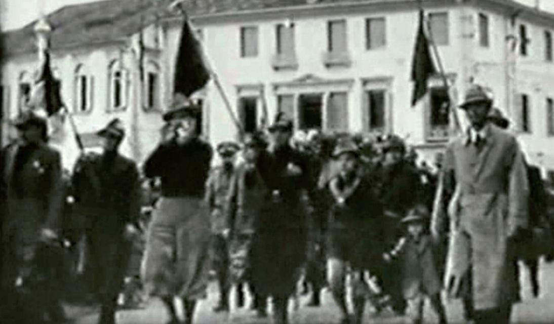 Anapiove Foto tratte dal Filmato del 1938