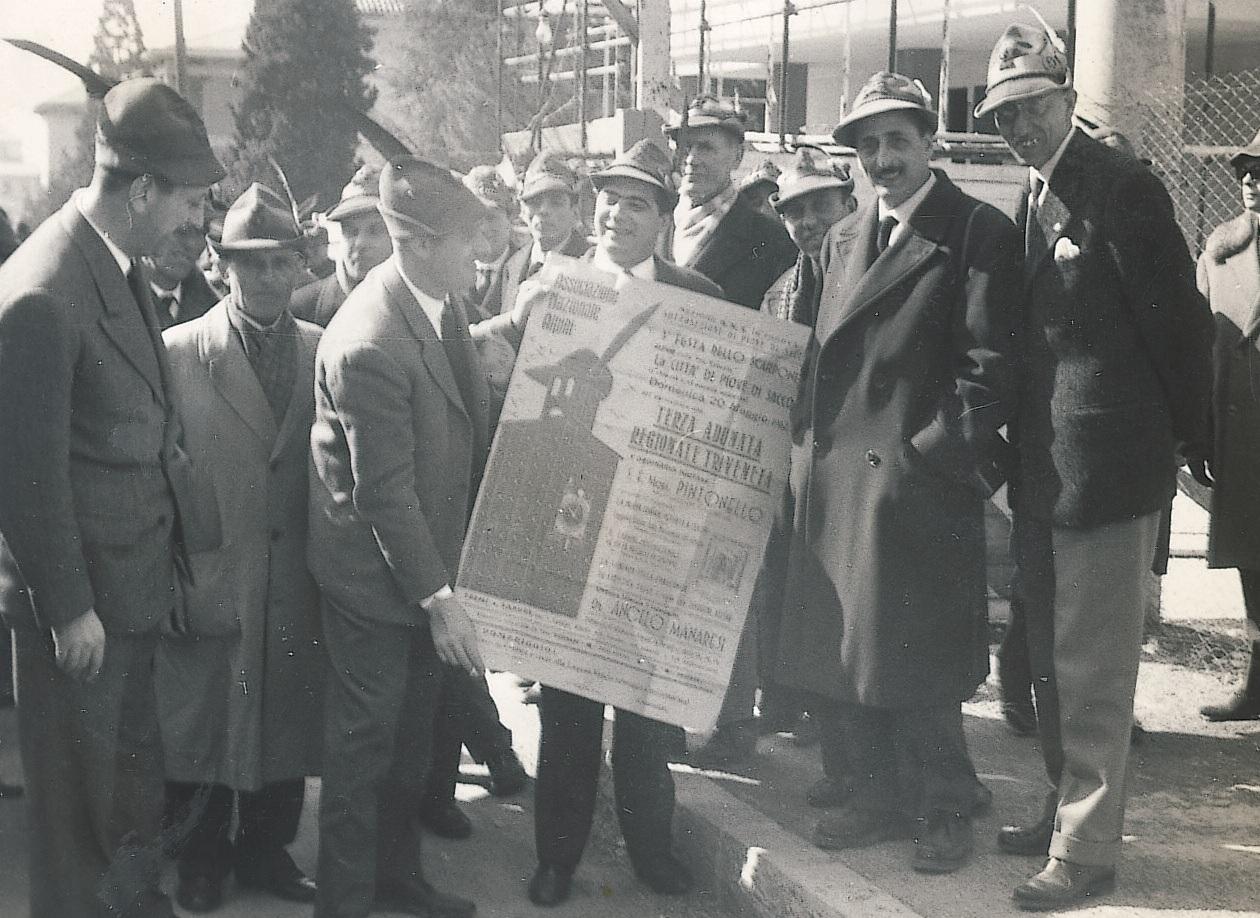 1962 – Raduno Triveneto in Piove