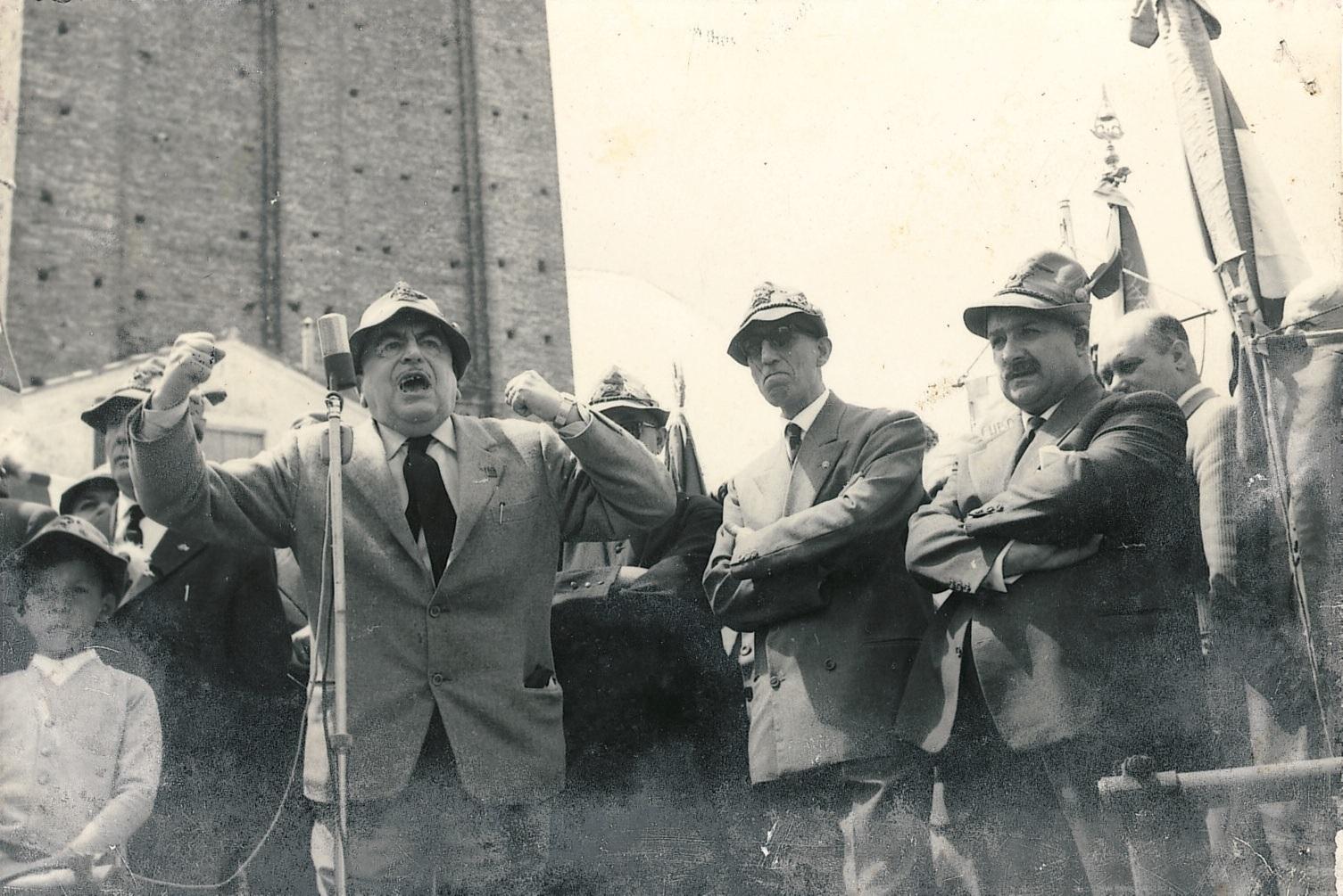 1962 - Raduno Triveneto in Piove