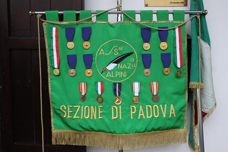 Vessillo Sezione di Padova
