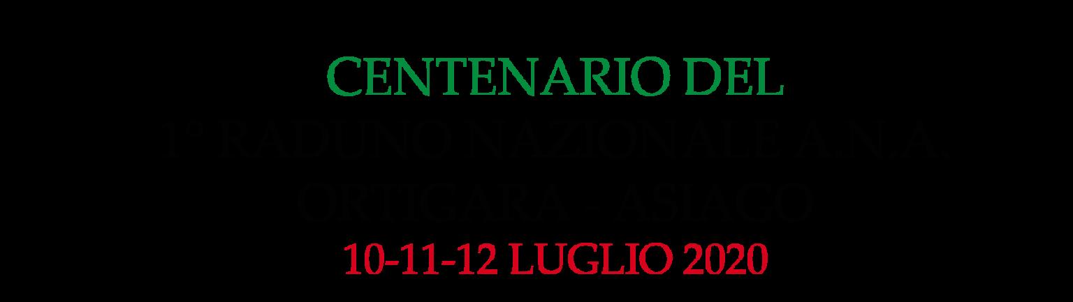 centenario del 1 raduno nazionale ANA Ortigara Asiago
